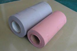 无纤硅胶布  无纤导热矽胶布