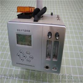 LB-6120(A)双路综合大气采样器(加热转子)