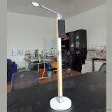 太陽能路燈模型定製光伏儲能照明亮化鐵塔模型