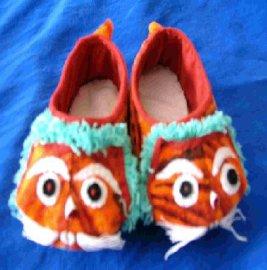 传统工艺童鞋 (HT-3)