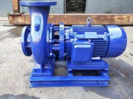 ISG 离心泵立式管道泵  高扬程 大流量增压泵 厂家批发