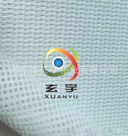 生產超寬5米PVC戶外噴繪網格布 透風大型招牌廣告布