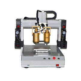 苏州全自动点胶机热熔胶机 三轴WYN331皮带硅胶打胶机 产地货源