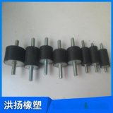 包橡胶减震螺丝 橡胶包螺丝件 橡胶减震螺丝