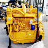 四缸4102柴油發動機配增壓無級變速剷車裝載機用打氣泵青州裝載機