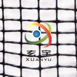 供应大方格PVC网格布,超大格子浸塑布PVC网眼布