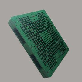 供应1412双面网格塑料托盘,加固型网格双面托盘