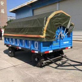 厂家直销行李车篷布防晒拖车罩pvc透明防雨布雨棚布