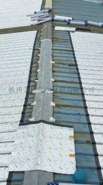 一款专用于厂房漏水维修专用材料金属铝箔自粘防水卷材