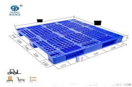 堆码塑料托盘,川字货架卡板,周转托盘 1212