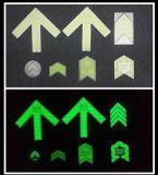 蓄光导向标识地铁发光标志