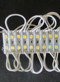 深圳厂家led灯2/3灯3528/2835/5050贴片白光红光迷你防水模组 小型广告招牌发光字灯用