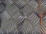 3003五條筋花紋鋁板,指針型花紋鋁板,防滑鋁板