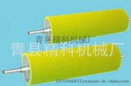 胶辊定做 聚氨酯托辊 聚氨酯包铁件 高耐磨聚氨酯制品