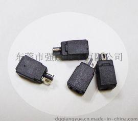 01母座强跃供应**01插头插座AC插01 生产厂家