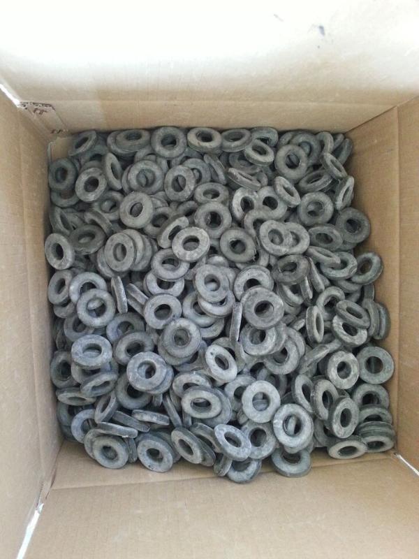 遇水膨脹橡膠對拉螺栓止水環定做批發