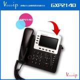 潮流GrandstreamGXP2140智能高端IP电话,高清语音4.3寸