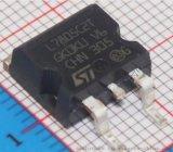ST原厂直销 L7805CD2T 贴片三极管 稳压器芯片IC-弘越电子