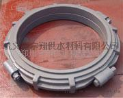 维特利V型膨胀节电厂煤粉管道连接器