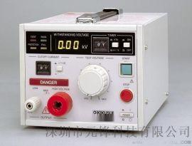 交流耐压测试仪 3kV/AC KIKUSUI TOS8030
