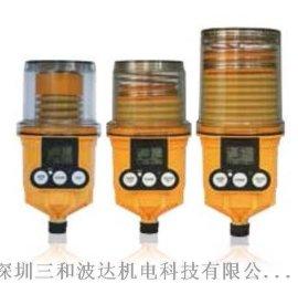 Pulsarlube EX数码显示加脂装置工业空气排风器自动油脂输送器