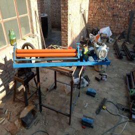 小型电动卷板机 通用型板材卷圆机 钢板卷筒机价格 铁板卷圆机