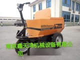 爲什麼越來越多的工地選擇鑫天鴻電動工程車?