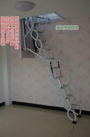 镇江阁楼梯子,镇江电动隐形楼梯价格