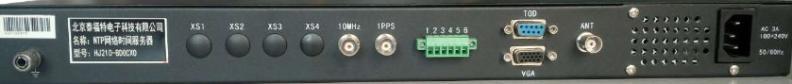 北京泰福特1U機箱HJ210-BD  GPS北斗 NTP網路時間同步伺服器,