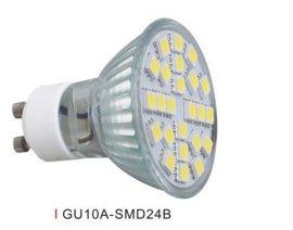 5050贴片小功率LED射灯