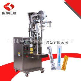 开年大促销 高效三合一速溶咖啡包装机 全自动条状咖啡粉包装机