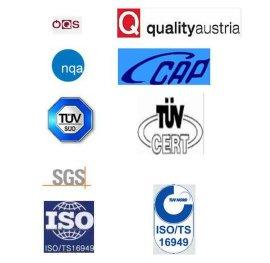 TS16949汽车供方体系认证