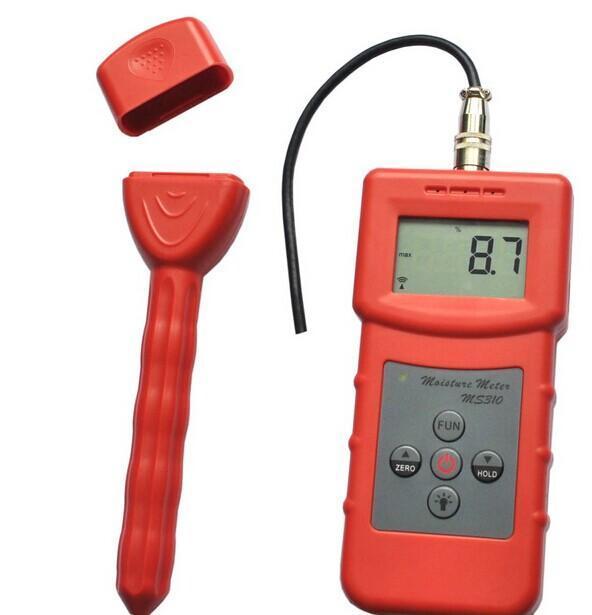 分体感应式水分仪MS310-S  泡沫塑料水份测定仪