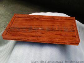 有机玻璃仿木纹托盘,亚克力仿木皮托盘,装饰木纹效果
