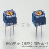 COPAL CT-6 1转型金属陶瓷微调电位器