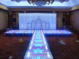 插片舞台 透明灯光舞台 可调节活动舞台