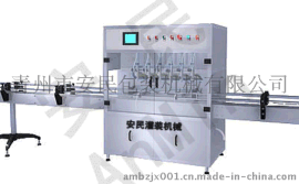 厂家直供小型液体食用油灌装机、半自动定量青州灌装机放下下单