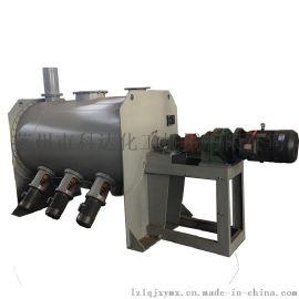 灭火干粉混合生产线 大型消防干粉犁刀混合设备