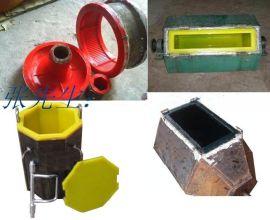 虎门研磨抛光机机械内衬材料、包胶、补胶、补PU胶、衬橡胶