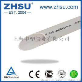 上海中塑110*. 32国标PVC排水管材