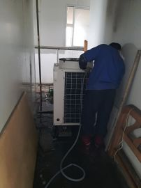 广州热泵维修广州空气源热泵热水工程维修中心