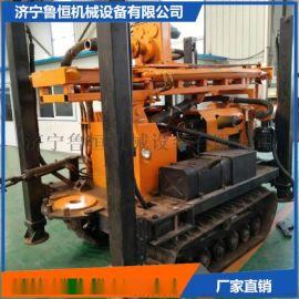 HQL180全液压气动水井钻机潜孔钻机