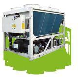 约克YCAB系列风冷涡旋式冷水机组/空气源热泵机组