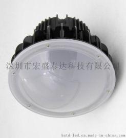 防眩光UFO工礦燈LED工礦燈LED廠房燈100W