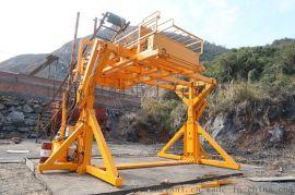 辽源煤矿专用集装箱装箱机中翻重工厂家