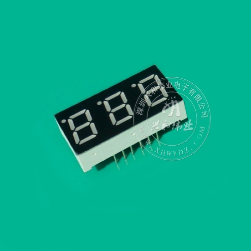 LED显示屏,数码管,led白光数码管