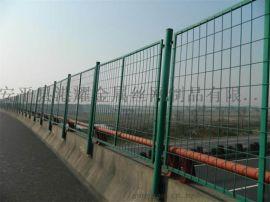 高速公路钢丝网围栏 ,公路铁路防护框架护栏网