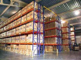 佛山钢板阁楼货架个性2层夹层物料架 佛山隔层仓库