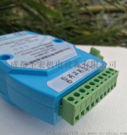 232转422/485工业级防雷光电隔离转换器
