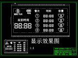 深圳廠家供應寵物自動餵食器LCD液晶顯示屏定製段碼液晶屏
